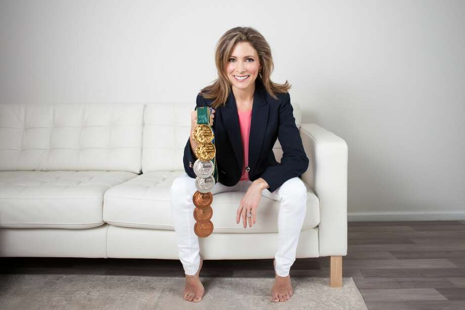 Olympic gymnast Shannon Miller will be the guest speaker the this year's Shotguns and Stilettos' Ladies Luncheon. Photo: Courtesy Photo