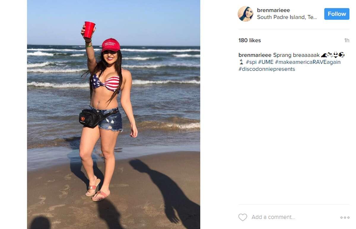 brenmarieee: Sprang breaaaaak #spi #UME #makeamericaRAVEagain #discodonniepresents
