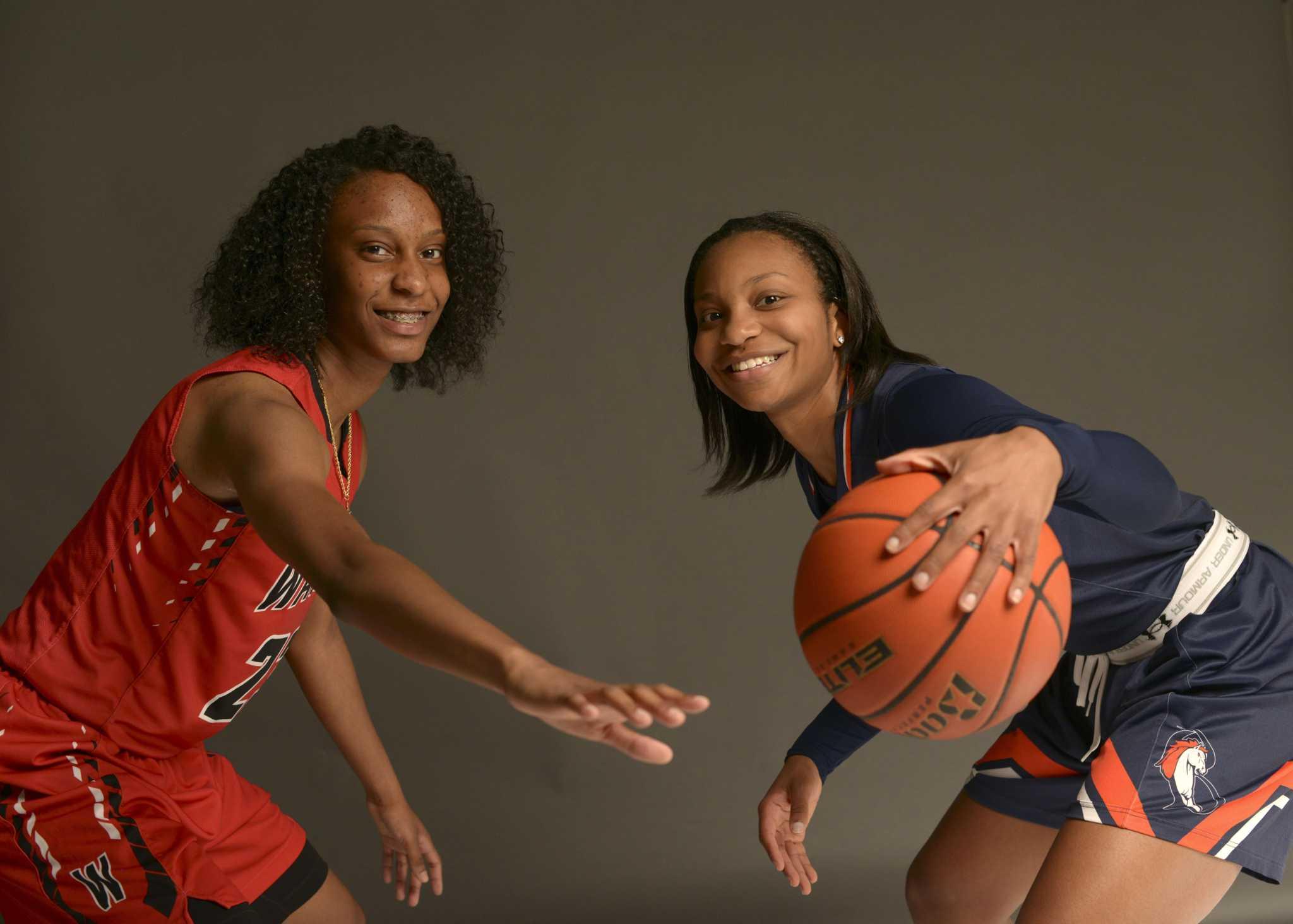 H S Girls Basketball All District Teams San Antonio