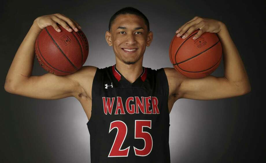 Wagner senior Tristan Clark is the 2016-17 Express-News Boys Basketball Player of the Year. Photo: Edward A. Ornelas /San Antonio Express-News / © 2017 San Antonio Express-News