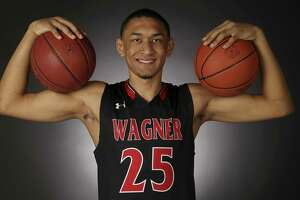 Wagner senior Tristan Clark is the 2016-17 Express-News Boys Basketball Player of the Year.
