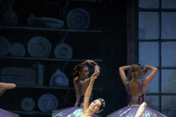 """The Russian National Ballet Theater's production of the beloved fairy tale ballet, """"Cinderella,"""" comes to the Quick Center on Wednesday, March 29."""