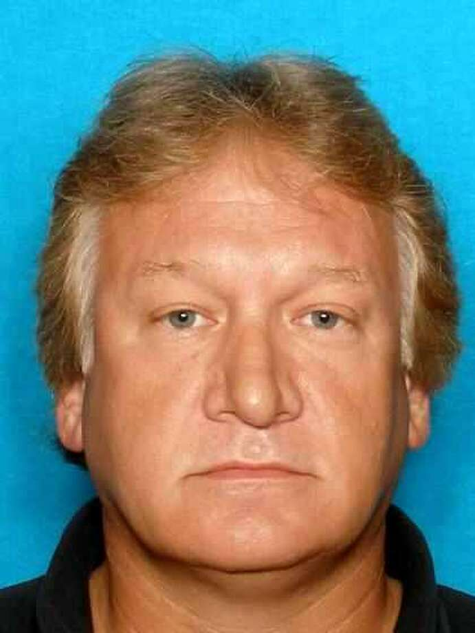 Randall Lee Burrows, 54, is wanted in connection to a double homicide that occurred March 15, 2017, in Austin. He was last seen driving a white 2011 Ford Escape. Photo: Travis County Sheriff's Office
