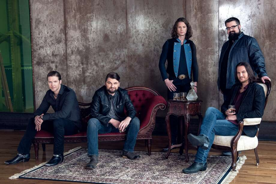 Headlining the Midland Odessa Symphony and Chorale concert is the popular vocal country group Home Free. Photo: Courtesy Photo