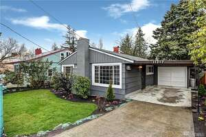 The next home, 11217 Luther Ave. S., is listed for $329,950. It is in Rainier Beach.   The three bedroom, one bathroom home was built in 1959 but has been lovingly updated. The kitchen has quartz countertops and stainless steel appliances, as well as a spacious back deck and small shed.   There will be a showing for this home on Sunday, March 19 from 1 - 4 p.m.  You can see the full listing here.