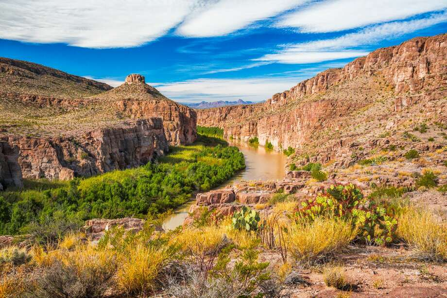 Big Bend's incredible viewsDonald Trump's border wall threatens to cross through Big Bend National Park, a move that could hurt the region's wildlife and would drastically change the incredible views that hikers travel from all across Texas to take in.Click through to see pictures of Big Bend's natural beauty, which could be reshaped by a proposed 30-foot border wall.  Photo: Photography By Deb Snelson/Getty Images