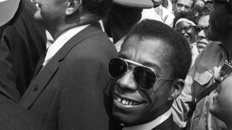 James Baldwin Photo: Contributed Photo / Connecticut Post Contributed