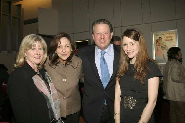 Sasha Sagan Oprah al Gore And Sasha Sagan