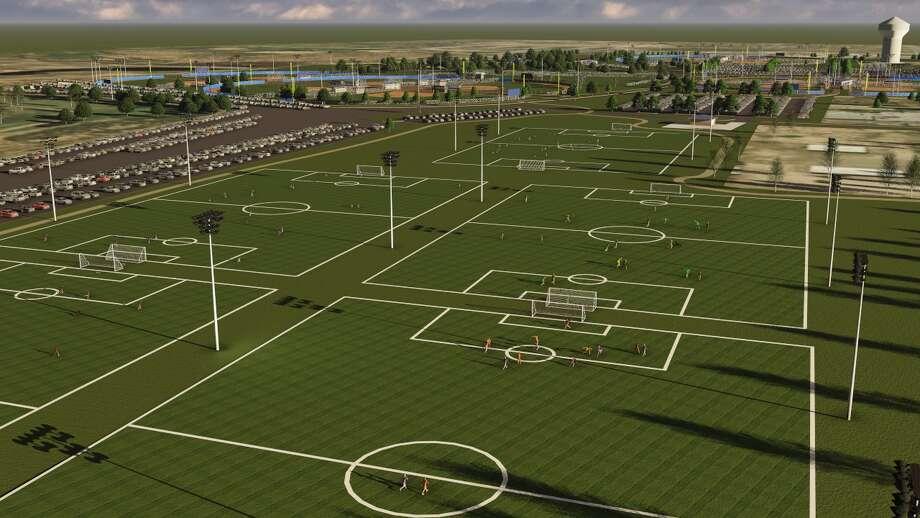 Hogan Park rendering. Photo: Courtesy Photo