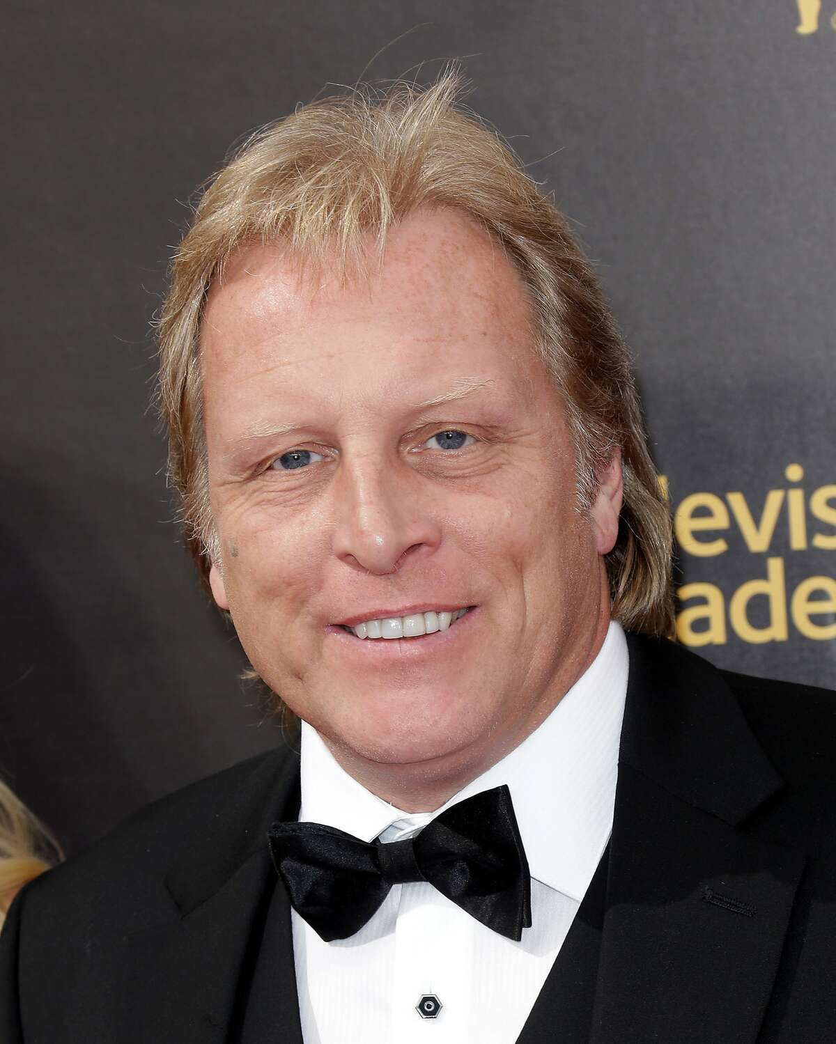 Sig Hansen is photographed on Sept. 11, 2016 at the Creative Arts Emmy's Awards in Los Angeles. (