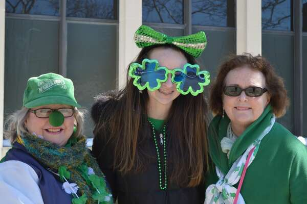 The Greater Bridgeport St. Patrick's Day Celebration hosted its 35th annual parade on March 17, 2017. Marchers traveled through downtown Bridgeport, beginning at Harbor Yard. Were you SEEN?