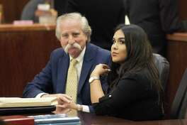 Alexandria Vera, a former Houston-area middle school teacher (shown with Ricardo Rodriguez) who pleaded guilty last year to having a long-term sexual relationship with a 13-year-old boy. From January 2010 to December 2016, 686 teachers in Texas  lost their teaching licenses following allegations of an impropriety with a student, according to the Austin American-Statesman. But only 308 were charged with a crime.