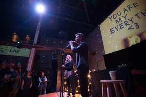 SF Opera Lab Pop-Up at �Public Works in February 2016