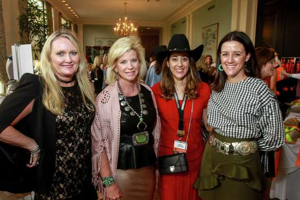 Jill Watson, from left, Julie Shannon, Kristina Somerville and Ashley Pearce