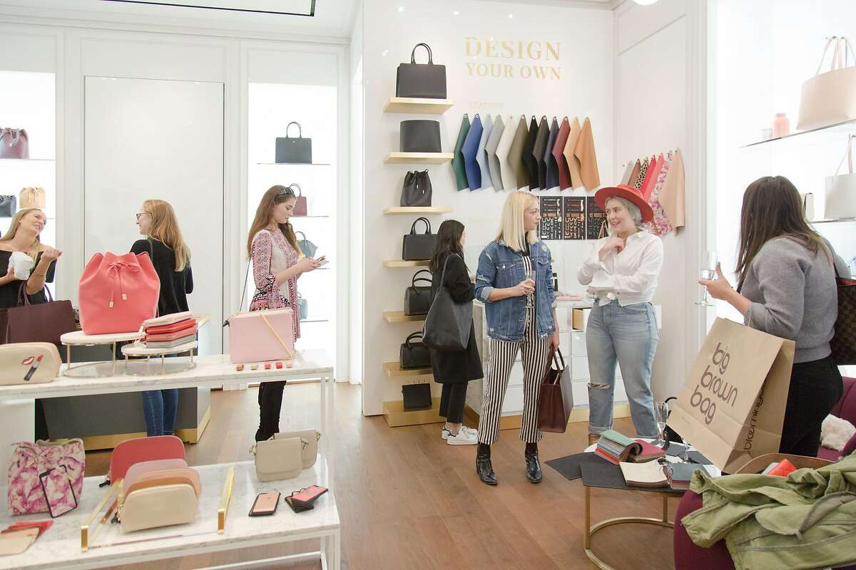 Lana Hopkins, CEO and founder of Australian accessories brand Mon Purse, was in town on March 7 to open Mon Purse's first West Coast boutique on March 7 inside Bloomingdale�s Westfield San Francisco Shopping Center. The company's proprietary 3-D �bag builder� �allows for the customization of almost every detail, from the color and texture of the leathers to the hardware, piping and lining.