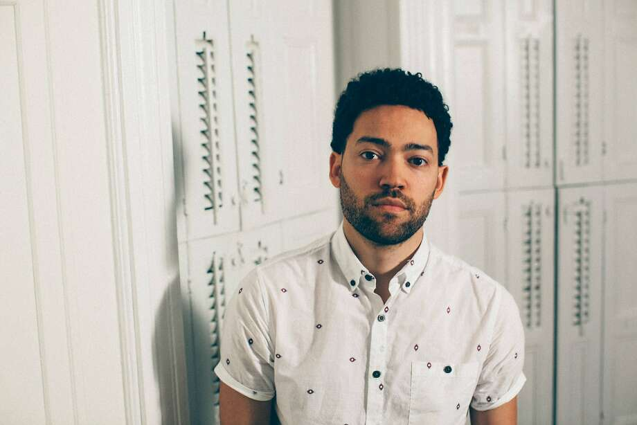 Taylor McFerrin's music weaves hip-hop, R&B, beatbox and voice into a sound reminiscent of the jazz fusion era. Photo: Simon Benjamin