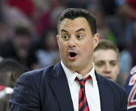 Arizona coach Sean Miller shares a friendship with St. Mary's coach Randy Bennett.