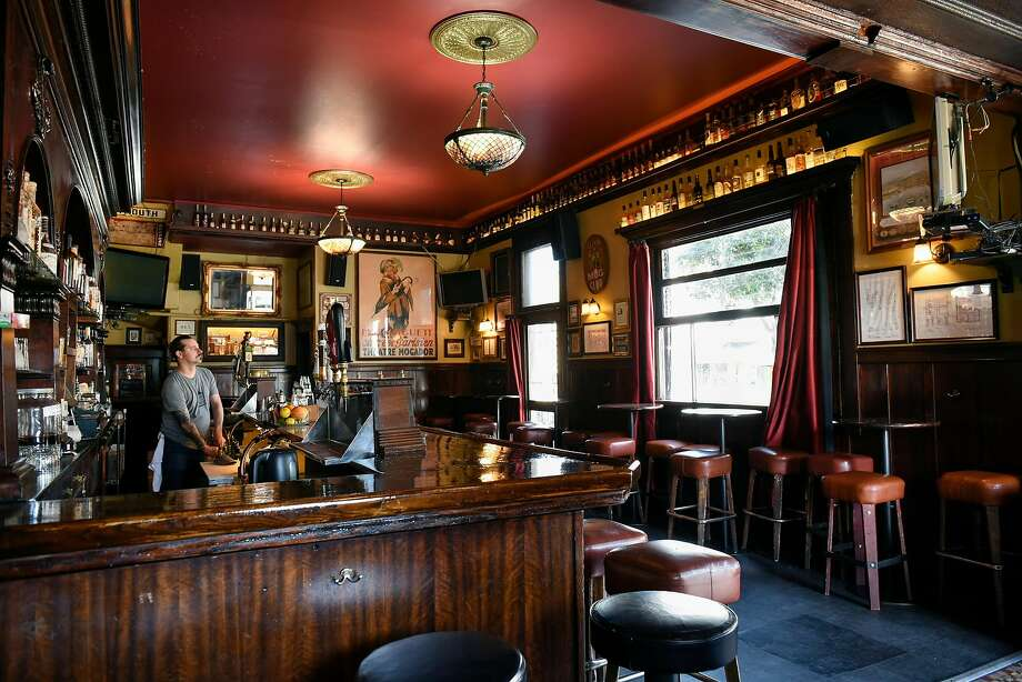 Can SF's historic bars outlast COVID?