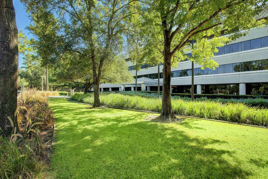 Republic Square, a redevelopment of the former Exxon Mobil campus at 13501 Katy Freeway, sits on 35 acres adjacent to Terry Hershey Park.  Boxer Property is overseeing the improvements as well as leasing and management. Photo: Third Palm Capital