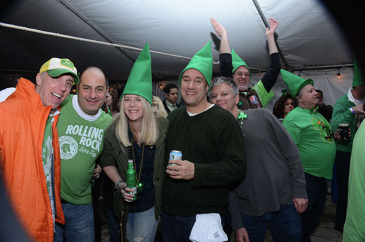 Revelers celebrated St. Patrick's Day in SoNo on March 17, 2017. Were you SEEN out on the town?