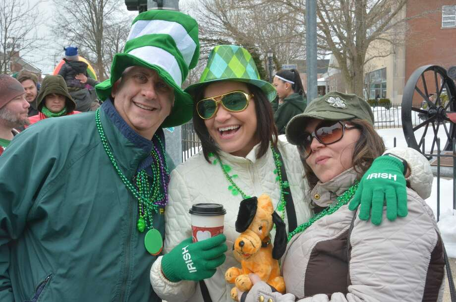 The Irish Heritage Society of Milford held its annual St. Patrick's Day parade on March 18, 2017. Were you SEEN? Click here for more photos.  Photo: Vic Eng / Hearst Connecticut Media Group
