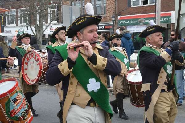 The Irish Heritage Society of Milford held its annual St. Patrick's Day parade on March 18, 2017. Were you SEEN?