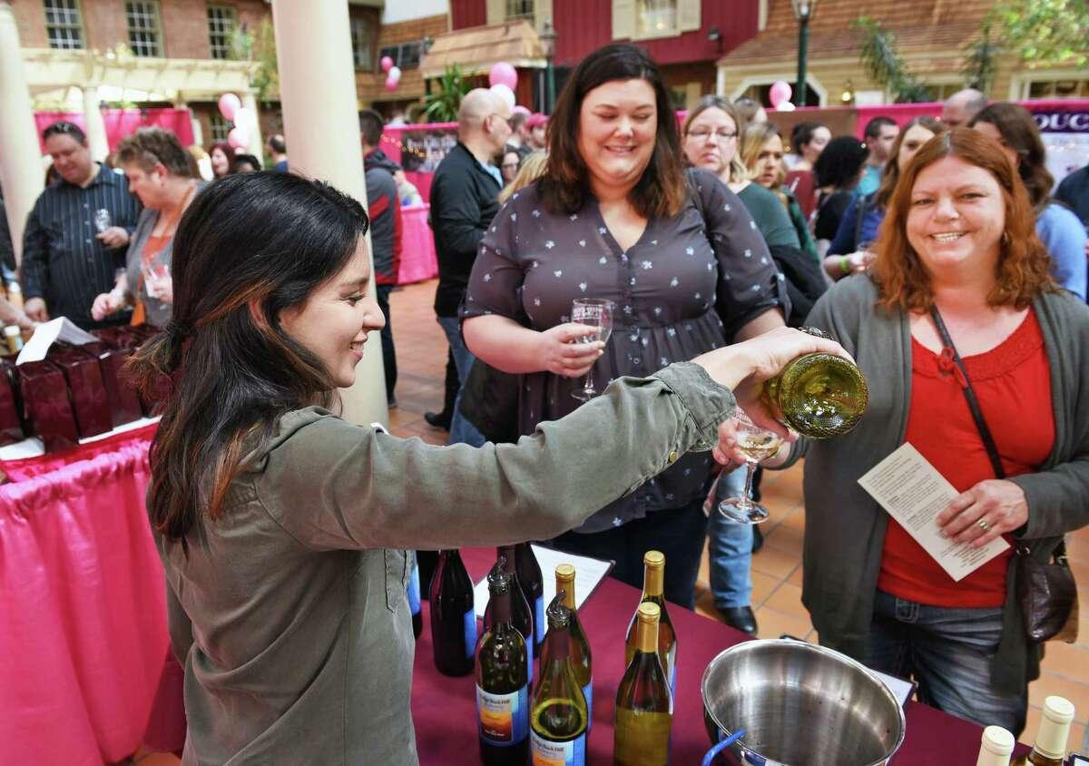Photos: Albany Wine & Chocolate Festival