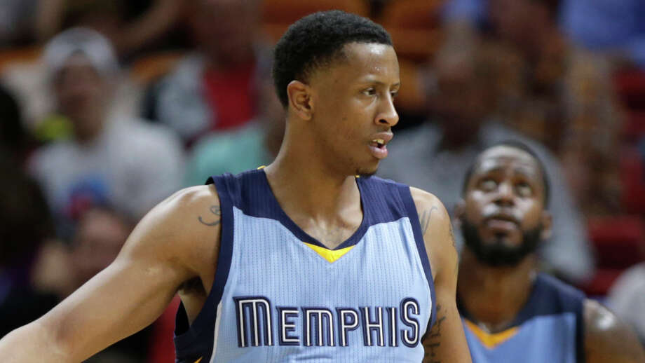 Troy Williams has been with the Rockets' NBA Development League affiliate since he was signed March 9, averaging 21.8 points on 55.2 percent shooting along with five rebounds in four games with the Rio Grande Valley Vipers. Photo: Lynne Sladky/Associated Press