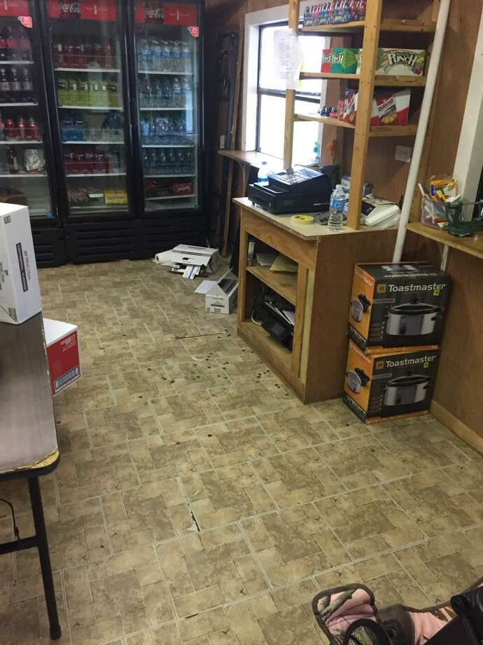 The concession stands for the Port Neches-Groves Softball League and the Port Neches Little League were broken into Wednesday night. This is the latest theft in a string of incidents going back at least five years. Photo: Courtesy Of Carrie Mason