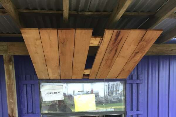 The concession stands for the Port Neches-Groves Softball League and the Port Neches Little League were broken into Wednesday night. This is the latest theft in a string of incidents going back at least five years.