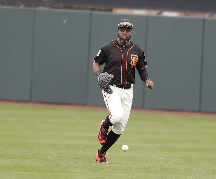 An offseason without rehabbing means Denard Span has been able to focus on baseball this spring. Photo: Darron Cummings, Associated Press
