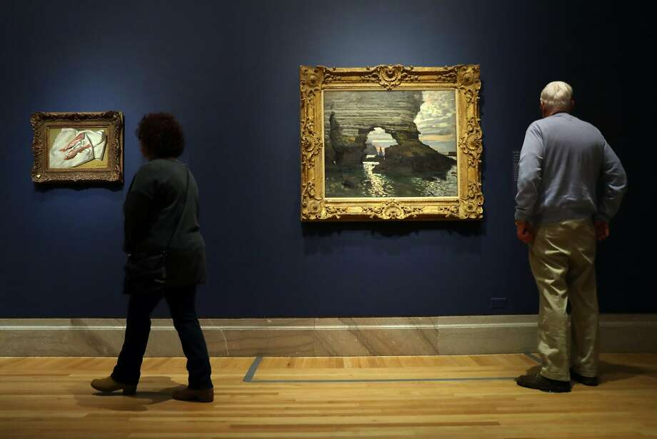 """Monet: The Early Years"" gets dissed by some amateur critics Photo: Scott Strazzante, The Chronicle"