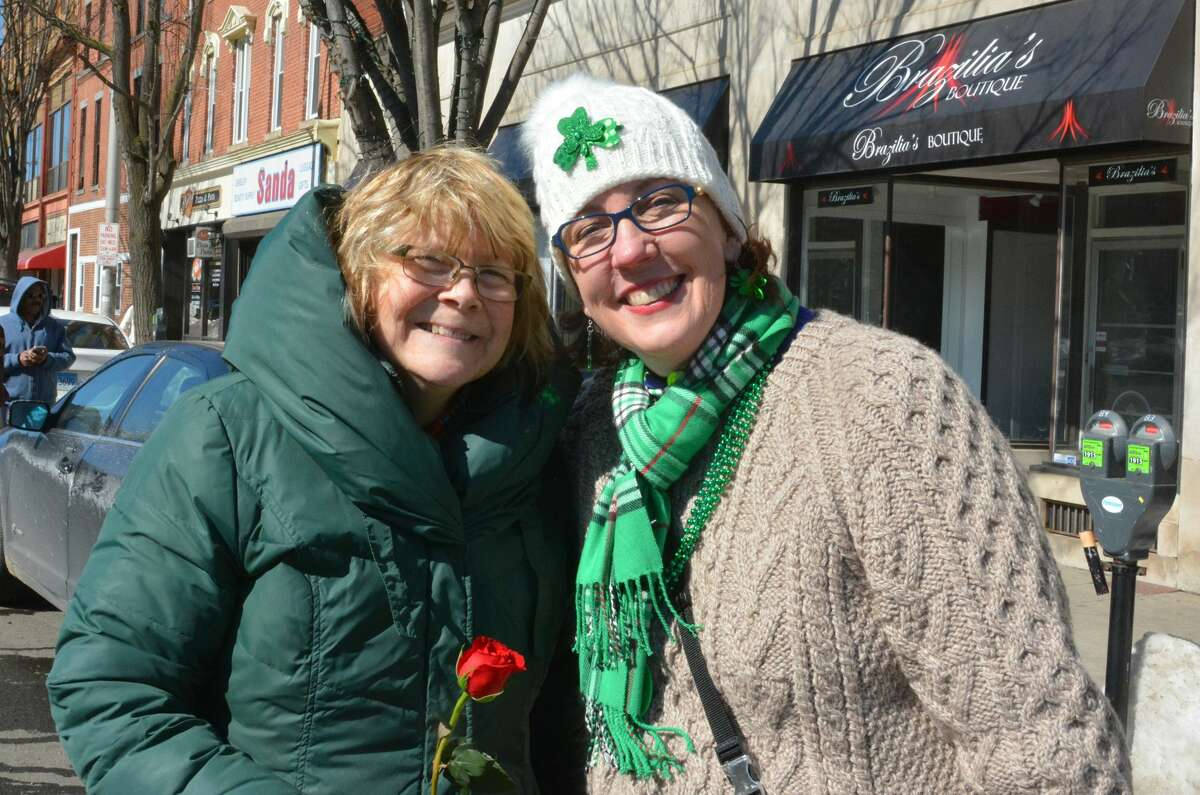 The Greater Danbury Ancient Order of Hibernians held its annual St. Patrick's Day parade in downtown Danbury on March 19, 2017. Were you SEEN? Click here for more photos.
