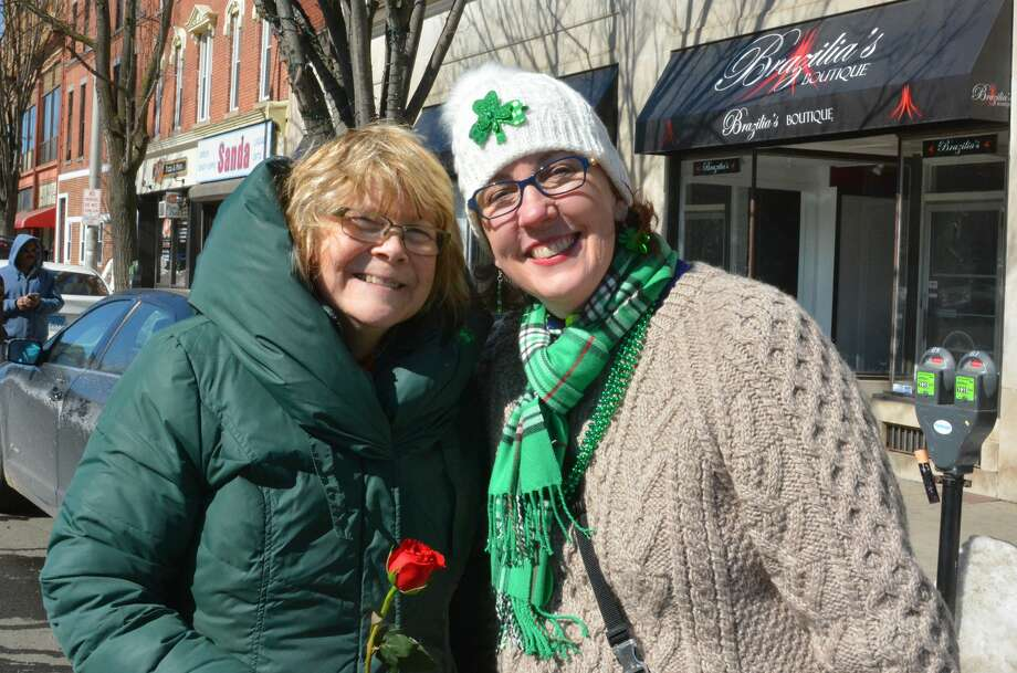 The Greater Danbury Ancient Order of Hibernians held its annual St. Patrick's Day parade in downtown Danbury on March 19, 2017. Were you SEEN? Click here for more photos.  Photo: Vic Eng / Hearst Connecticut Media Group