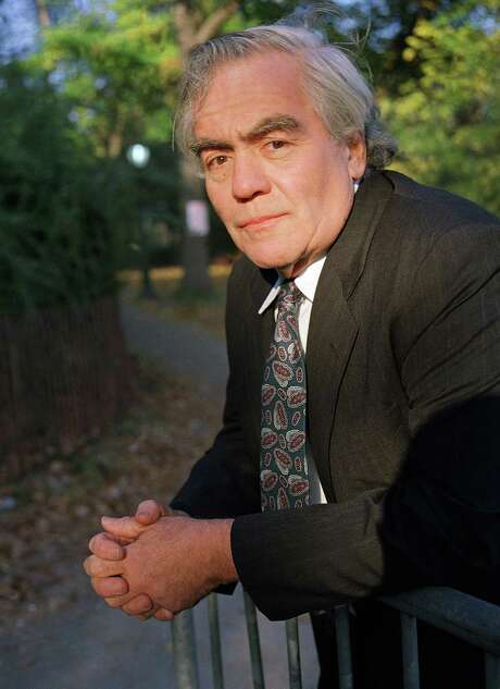 Jimmy Breslin won the Pulitzer Prize for commentary in 1986. Photo: Wyatt Counts, STR / 1991 AP