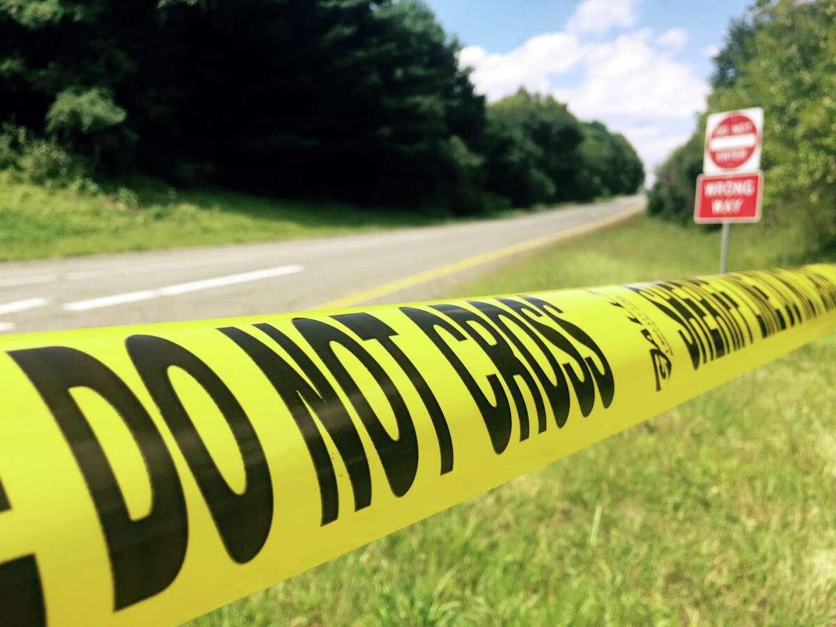 Baytown police investigated a fatal crash on I-10.