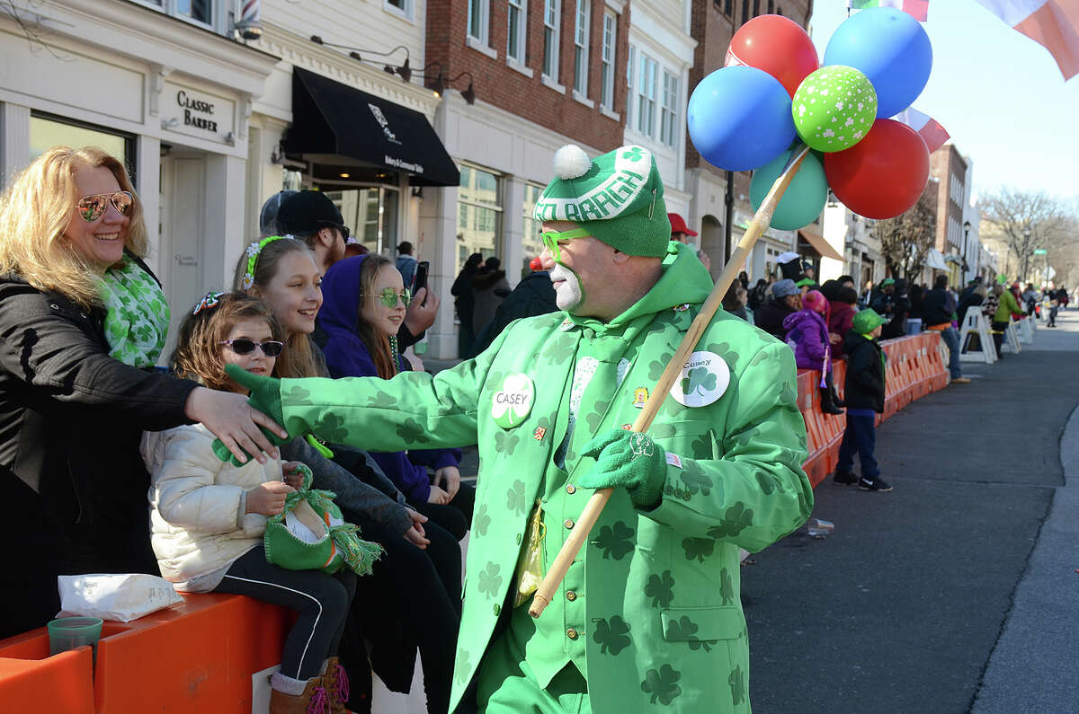 The Greenwich Hibernian Association will hold its annual St. Patrick's Day parade on Sunday. Find out more.