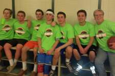 Team Mandell took down the rec league March Madness tournament last weekend. Seniors Ziggy Hallgarten, Cayne Mandell, Jesse Levinson, Ben Harizman, Gus Cardello,  Michael Zapfel, coach Matthew Mandell, Remy Leifer, Benji Malowitz and Josh Parower.