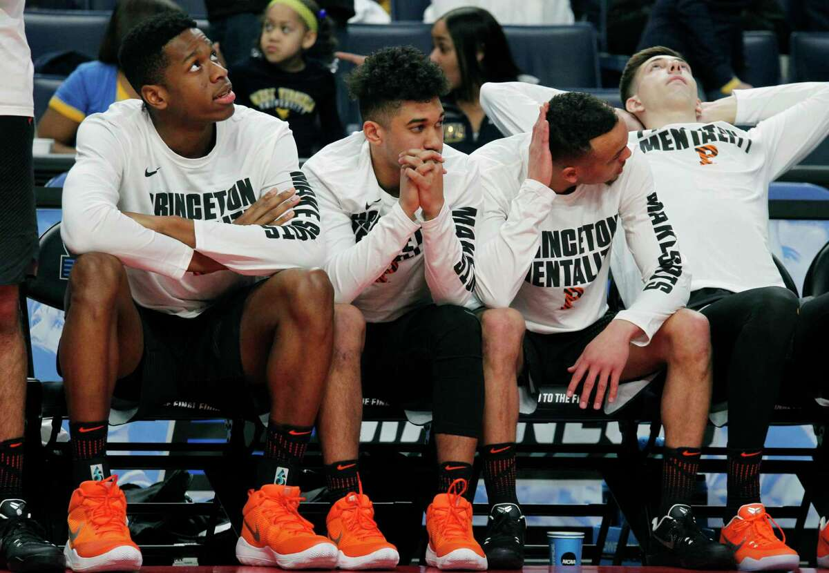 2017 NCAA Tournament Records by conference through the first week Nineteen conferences (0-1) Highlight: No. 12 seed Princeton of the Ivy League attempted a 3-pointer in the final 10 seconds that would have given it the lead against No. 5 Notre Dame. The shot missed, and the Fighting Irish escaped with a 60-58 victory. Others: America East (Vermont), Atlantic Sun (Florida-Gulf Coast), Big Sky (North Dakota), Big South (Winthrop), Colonial Athletic Association (North Carolina-Wilmington), Horizon League (Northern Kentucky), Metro Atlantic Athletic (Iona), Mid-American (Kent State), Mid-Eastern Athletic (North Carolina Central), Mountain West (Nevada), Ohio Valley (Jacksonville State), Patriot League (Bucknell), Southern (East Tennessee State), Southland (New Orleans), Southwestern Athletic (Texas Southern), Summit League (South Dakota State), Sun Belt (Troy), Western Athletic (New Mexico State)