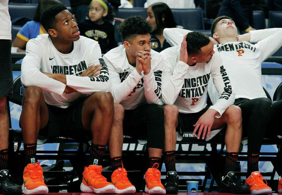 2017 NCAA TournamentRecords by conference through the first weekNineteen conferences (0-1)Highlight: No. 12 seed Princeton of the Ivy League attempted a 3-pointer in the final 10 seconds that would have given it the lead against No. 5 Notre Dame. The shot missed, and the Fighting Irish escaped with a 60-58 victory.Others:America East (Vermont), Atlantic Sun (Florida-Gulf Coast), Big Sky (North Dakota), Big South (Winthrop), Colonial Athletic Association (North Carolina-Wilmington), Horizon League (Northern Kentucky), Metro Atlantic Athletic (Iona), Mid-American (Kent State), Mid-Eastern Athletic (North Carolina Central), Mountain West (Nevada), Ohio Valley (Jacksonville State), Patriot League (Bucknell), Southern (East Tennessee State), Southland (New Orleans), Southwestern Athletic (Texas Southern), Summit League (South Dakota State), Sun Belt (Troy), Western Athletic (New Mexico State) Photo: Jeffrey T. Barnes, Associated Press / 2017