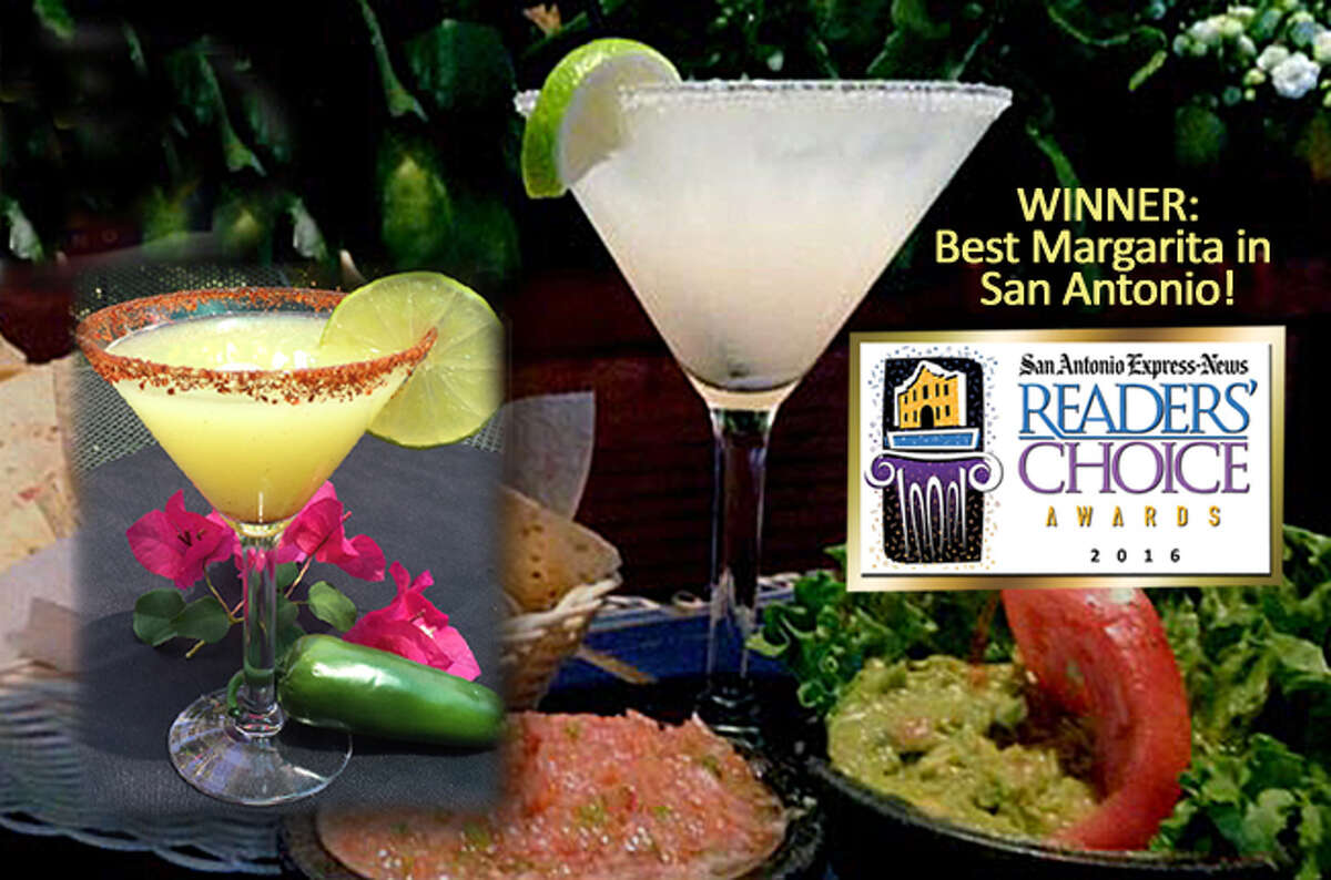 El Jarro's famous margaritas garnered the 2016 San Antonio Express-News Readers' Choice Award for Best Margarita in San Antonio! (210) 494-5084 www.eljarro.com