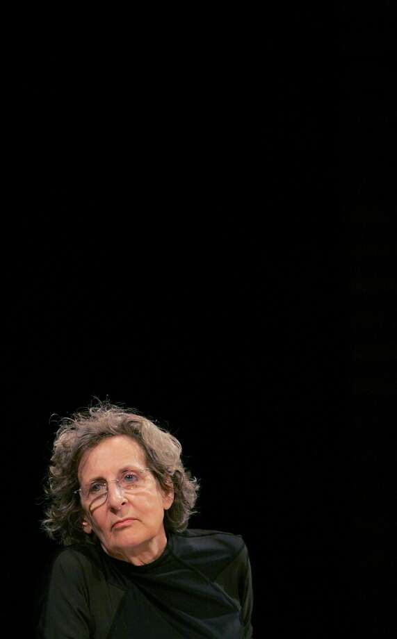 Postmodern choreographer Trisha Brown was held in high esteem in France. Photo: JACQUES DEMARTHON, AFP/Getty Images