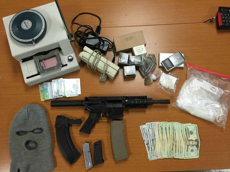 Berkeley police seized a trove of weapons, drugs and cash during a bust Sunday, officials said. Photo: Berkeley Police Department / /
