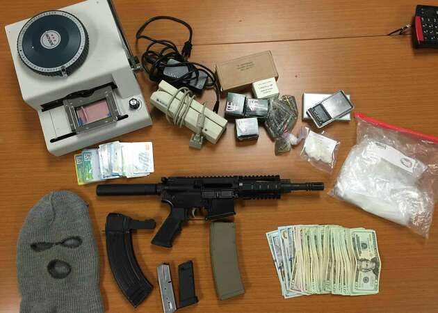 Drugs, gun, ammo seized in Berkeley bust
