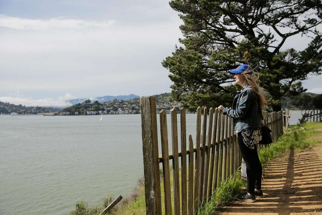 Angel Island is a short ferry ride away from San Francisco, and the views from its hiking trails are some of the best.