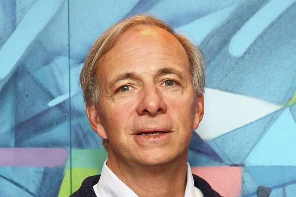 Greenwich, Conn. resident Ray Dalio, pictured in April 2016 in New York City, ranked 54th on Forbes' annual list of the world's billionaires, with an estimated net worth totaling $16.8 billion. (Photo by Astrid Stawiarz/Getty Images for LinkedIn)