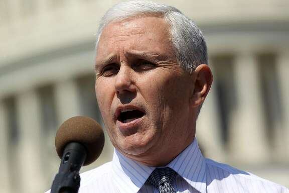 Mike Pence needs your Facebook likes