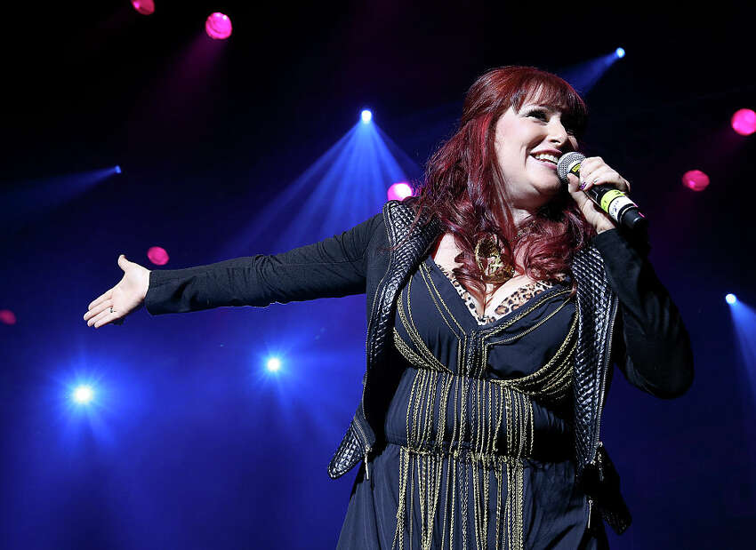 The former teen dream made her name playing shopping malls in the era of Debbie Gibson with fun hits