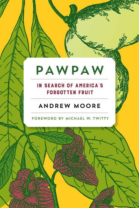 """""""Pawpaw: In Search of America's Forgotten Fruit"""" by Andrew Moore.  Credit: Chelsea Publishing Photo: Chelsea Publishing"""
