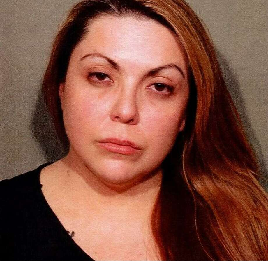 Jessica Rodriguez, 34, of Stamford, was arrested on March 15, 2017 in New Canaan, CT for allegedly driving drunk with her three-year-old in the car. Photo: Contributed Photo / Hearst Connecticut Media / New Canaan News